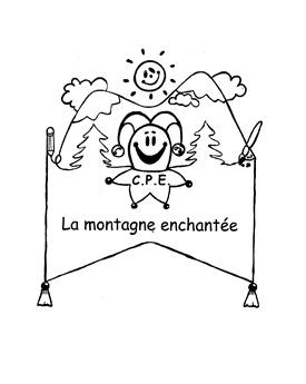 C.P.E. La montagne enchantée